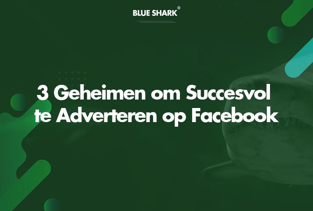 Succesvol adverteren Facebook